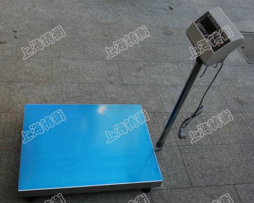 落地立杆移动式300kg电子台秤