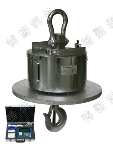 冶金厂3吨耐高温吊钩秤