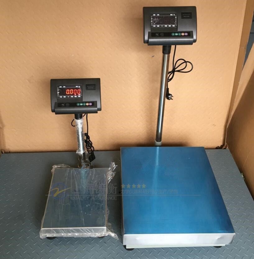 不锈钢台面300kg电子台秤 电子式台称