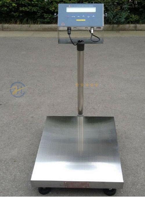 75kg本安防爆式电子台秤 防爆电子称
